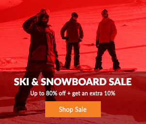 Shop Ski & Snowboard Sale