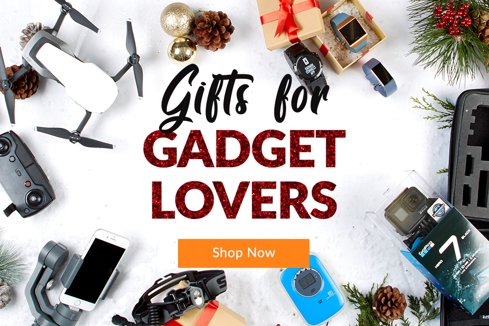 Gift Ideas For Gadget Lovers