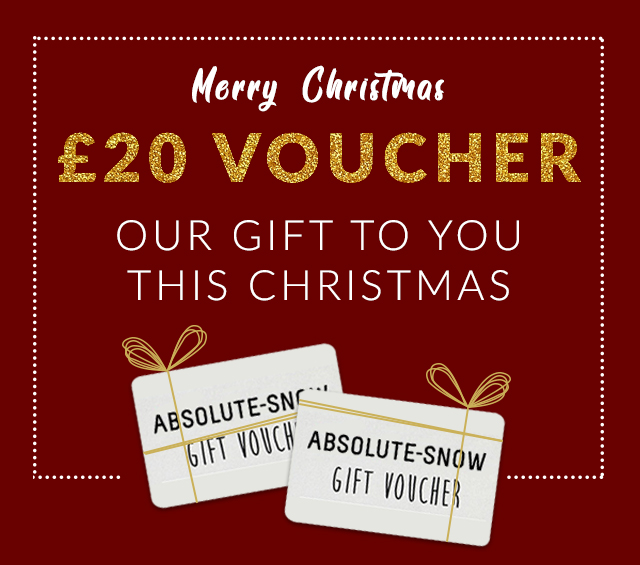 Absolute Christmas Gift Voucher