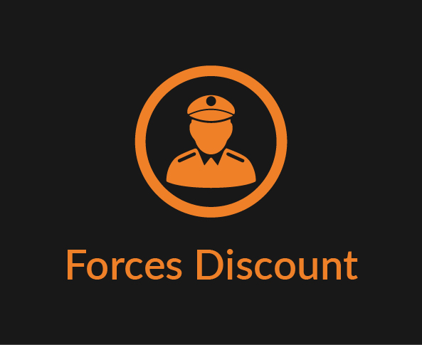 Armed Forces & Emergency Services Discount