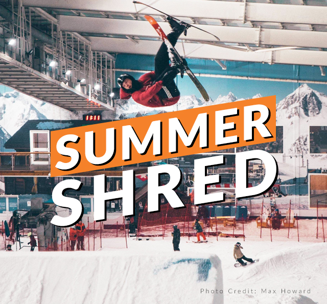 Absolute Summer Shred