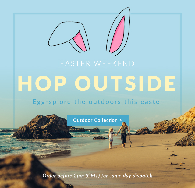 Get Outdoors this Easter