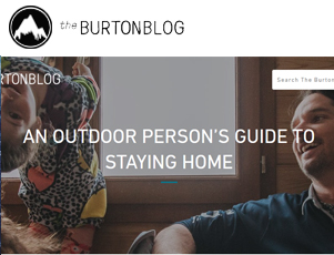 The Burton Blog