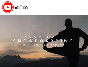 Yoga For Snowboarding