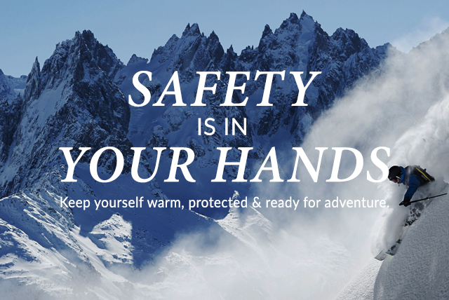 Safety is in Your Hands