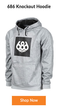 Shop 686 Knockout Hoodie