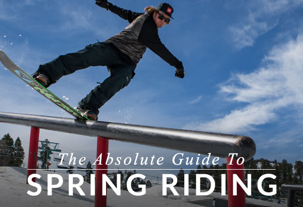 An Absolute Guide To Spring Riding