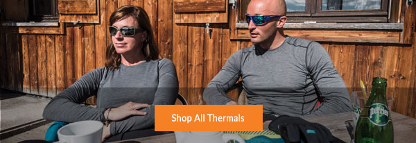 Get 10% Off Thermals & Base Layers Today