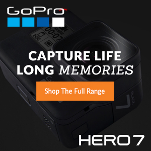 All New GoPro Range