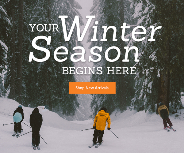 Your Winter Season Begins Here