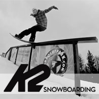 View all 2017 K2 Snowboards