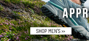 Shop Men's Approach Shoes