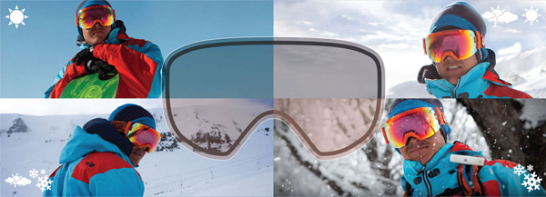 Smith Photochromic Lenses