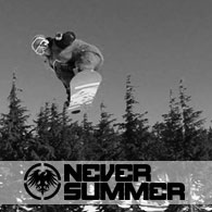 View all 2017 Never Summer Snowboards