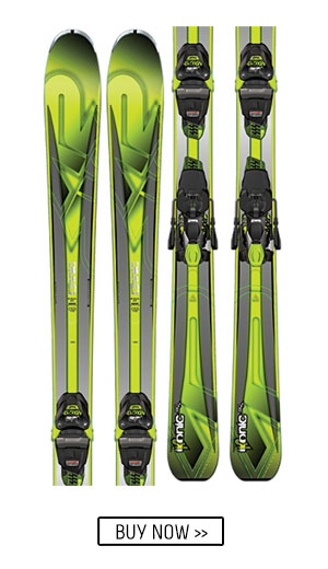Buy K2 IKonic 80 TI Skis