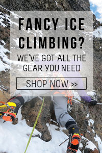 Shop Ice Climbing Gear