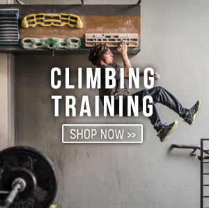 Shop Climbing Training Gear