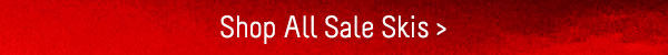 Shop All Sale Skis