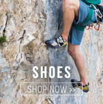 Shop Climbing Shoes
