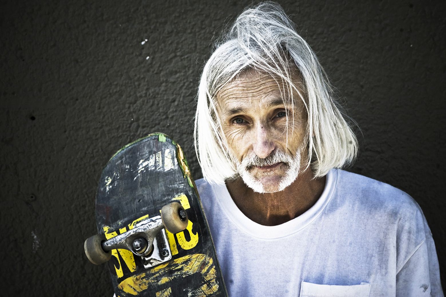Too Old To Skate?