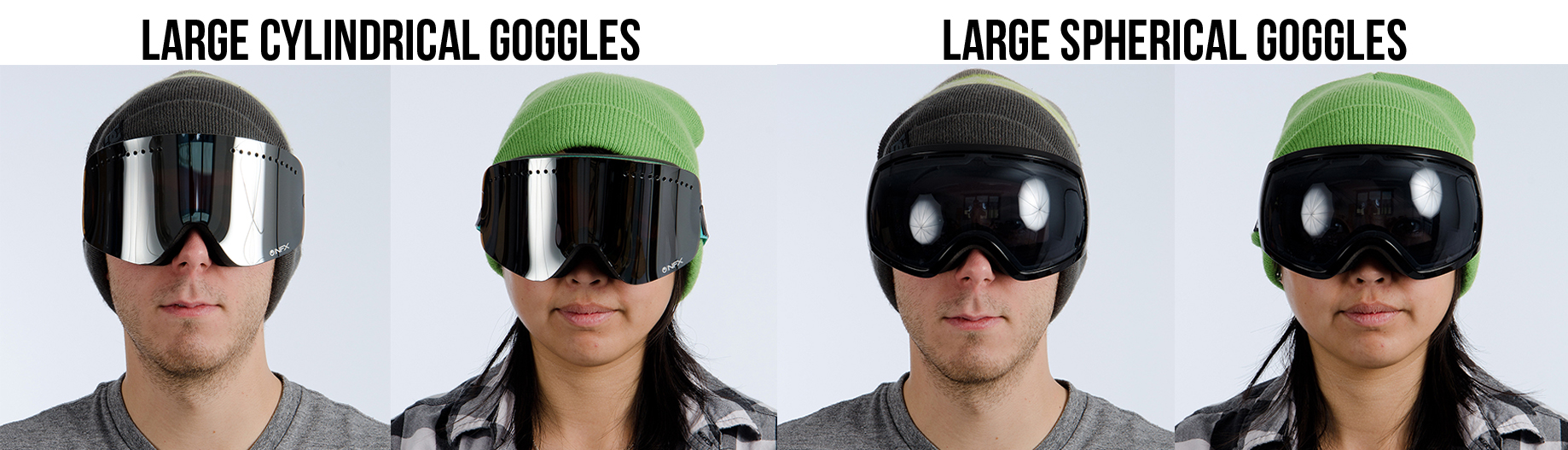 Large Goggles