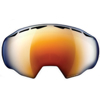 K2 Burnt Orange Blue Octic Mirror Lens