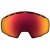 K2 Smoke Red Octic Mirror Lens