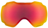 Salomon Mid Red Mirror Lens