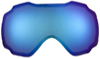 Salomon Blue Mirror Lens