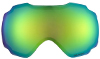 Salomon Green Mirror Lens