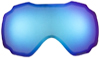 Salomon Mid Blue Mirror Lens
