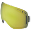 Scott Yellow Chrome Lens