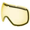 Von Zipper Yellow Chrome Lens