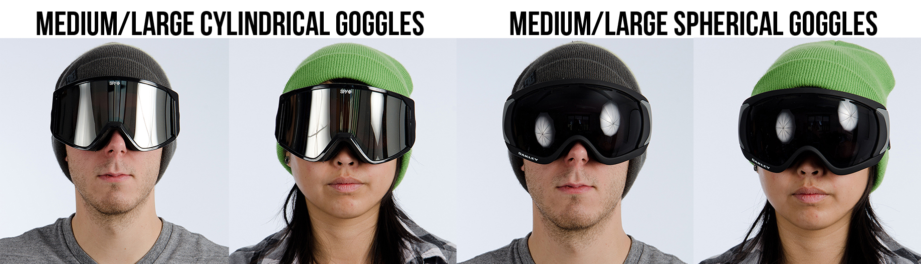 Medium Large Goggles