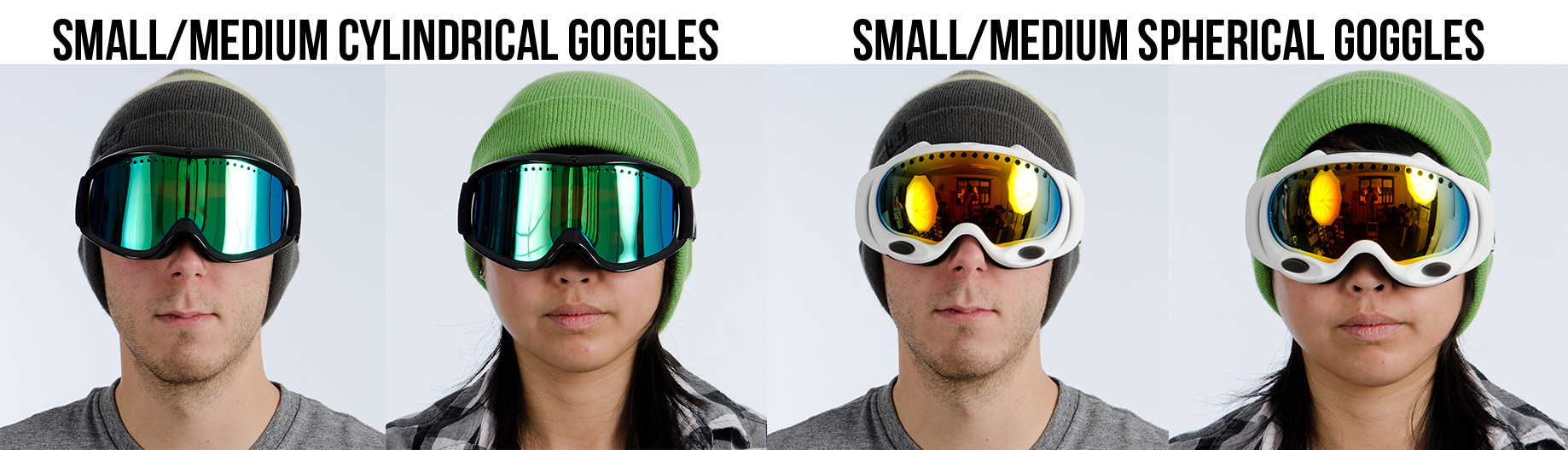 Small Medium Goggles